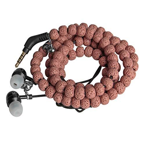 Webla - ??Moda Auricular Auriculares Con Cable Portátiles