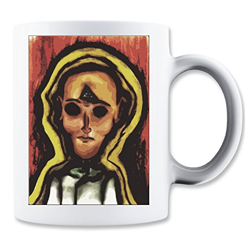 Illuminati Portrait Artwork Mug