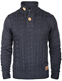 SOLID Ponce - Pull en Maille- Homme