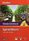 Sprachkurs Niederländisch: Schnell & intensiv/Paket: Buch + 3 Audio-CDs + MP3-CD + MP3-Download