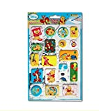 Naklejki puffy stickers activity Winnie the