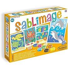 SentoSphere - Sablimage: Peces-delfines (075880)
