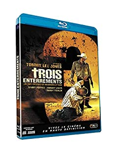 Trois enterrements [Blu-Ray] (B0019RVG8I) | Amazon price tracker / tracking, Amazon price history charts, Amazon price watches, Amazon price drop alerts