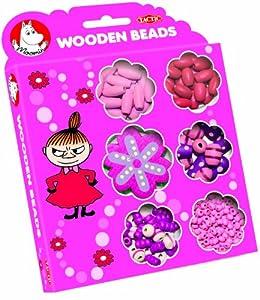 MOOMIN Wooden Beads 1 - Juguete (Tactic 41200) (Importado)