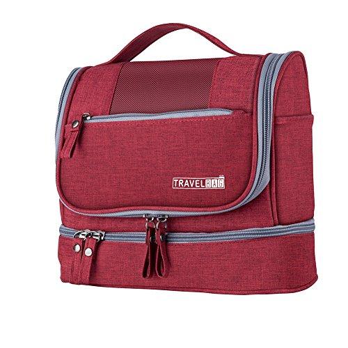 26bf7a10d Bolsa de viaje para colgar, Hotchy Bolsa de aseo Make Up Wash Bags  Organizador impermeable