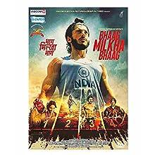 Coverbild: Bhaag Milkha Bhaag. Bollywood Film mit Farhan Akhtar und Sonam Kapoor. Sprache: Hindi, Untertitel: Englisch. Weder deutsche Synchronisation noch Untertiteln.