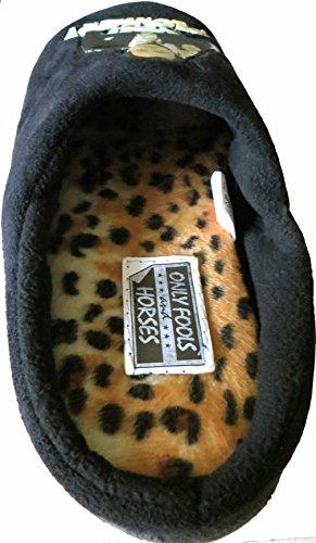 RTB , Chaussons pour homme Noir - Negro - You Plonker Leopard