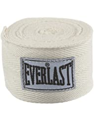 Everlast 4455N - Venda rígida, color blanco