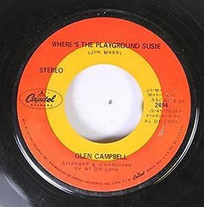 Glen Campbell -  1987 - Glen Campbell`s Twenty Golden Greats
