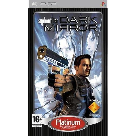 Syphon Filter Dark Mirror PSP Platinum [Importación francesa]