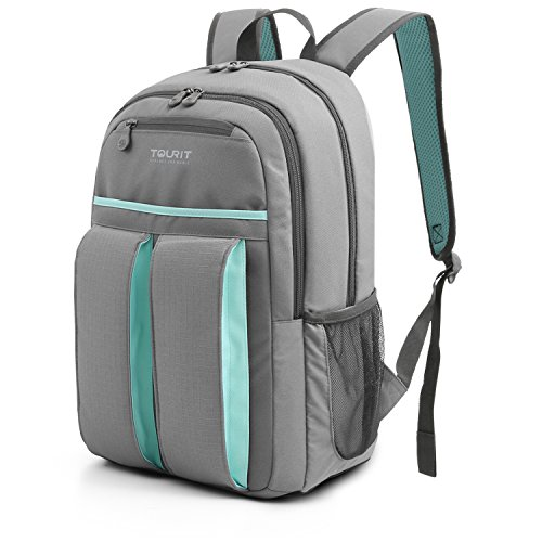 Tourit zaino termico 25 litri zaino borsa frigo per pic-nic cooler backpack per uomo donna