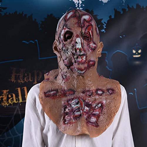 Sehr Scary Halloween Masken - Dkings Halloween Maske, Horrible Latex Maske
