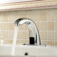 mains libres sans contact robinet électronique automatique Sensor Commercial de salle de bain