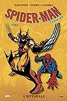 Spider-Man - Intégrale, tome 45 : 1982 par DeMatteis