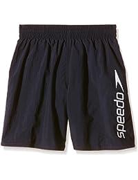 Speedo - Bañador para niño, tamaño XXL , color negro