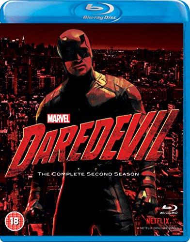 Daredevil - Season 2 [Blu-ray] [2017] UK-Import, Sprache-Englisch