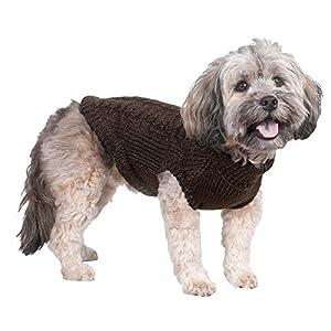 Trixie Langley Pull pour chien, 24cm, marron