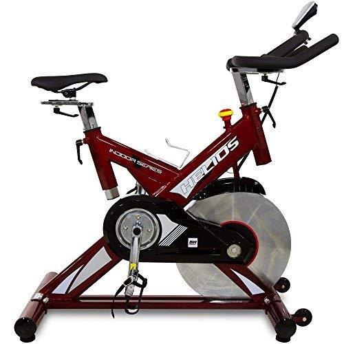 BH Helios Bicicleta ciclismo indoor. Volante inercia