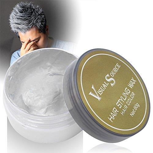 ehm-Fachmann-Haar-Farbstoff-Gel-Schlamm-frische und natürliche langlebige dynamische sofortige Creme für Frauen-Männer (Diy-schnelle Und Einfache Halloween-kostüme)