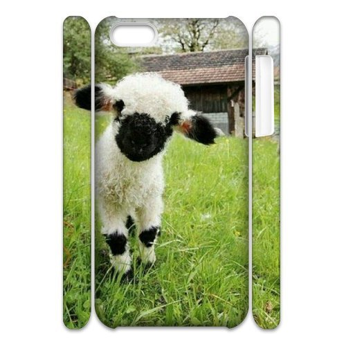 LP-LG Phone Case Of Sheep For Iphone 4/4s [Pattern-6] Pattern-6