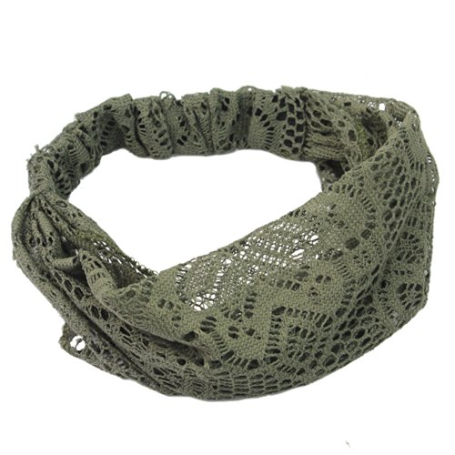 pinzhirelegant-women-bandanas-lace-headwrap-headband-girls-hair-accessory-gift-army-green