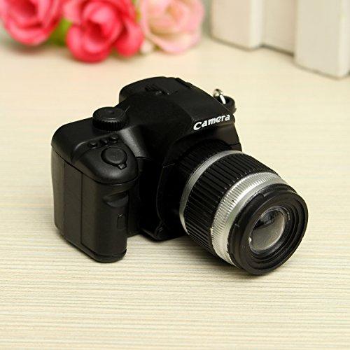 king-do-way-innovazione-fotocamera-portachiavi-carino-con-lampada-a-led-suono-fotografica-nero