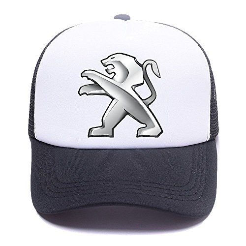 Pegt Car Logo BNUD48 Trucker Hat Baseball Caps Gorras de béisbol for Men  Women Boy Girl 1c6def413a8