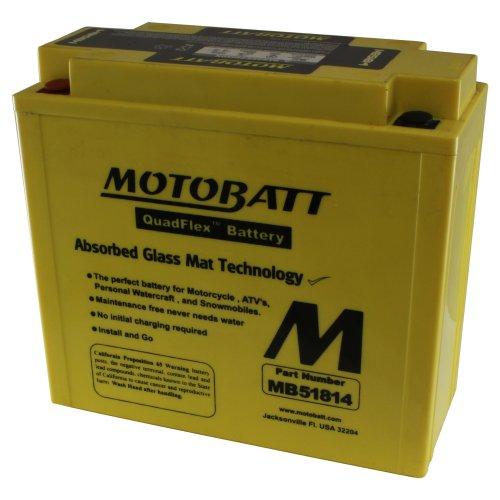 MOTOBATT Batteria MB51814