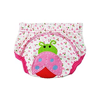 ASTrade Baby Diapers Leakproof Toilet Pee Potty Training Pants Cartoon Practical Waterproof Cotton Convenient