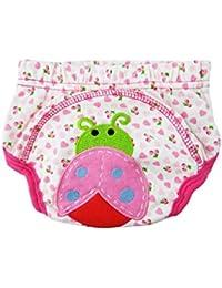 Pantalones para Pañales, de entrenamiento para Orinal, dibujos animados, Práctico, Impermeable, algodón, cómodo