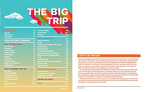 The Big Trip: Your Ultimate Guide to Gap Years and Overseas Adventures (Lonely Planet How to Guides)