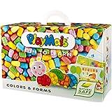 PlayMais - Fun to Learn Colors & Forms, 550 piezas (Loick Biowertstoff GmbH 22AH160063)