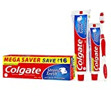 Colgate Toothpaste Strong Teeth - 300 g ...
