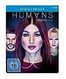 Humans Season 1+2 (Steel Edition) [Blu-ray]