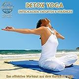 Detox Yoga: Entschlacken, entgiften & verjüngen - Das effektive Workout aus dem Kundalini Yoga / Hörbuch