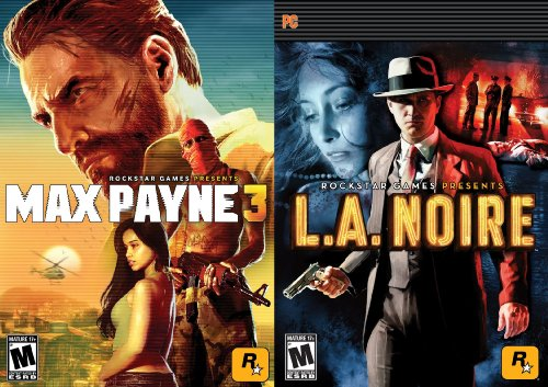 Max Payne 3 + LA NOIRE (Online Game Code)