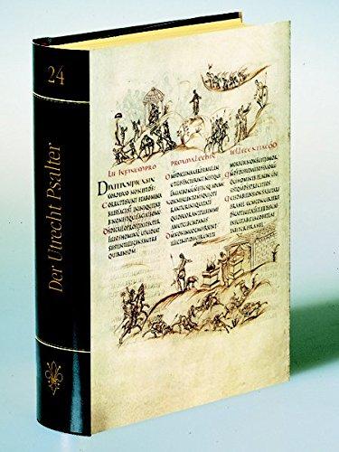 Glanzlichter der Buchkunst: Der Utrecht Psalter
