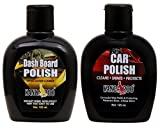#10: KANGAROO CAR POLISH 125 ML + DASHBOARD POLISH 125 ML + TWO FOAM PADS