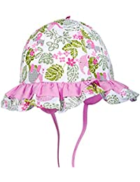 EveryHead Fiebig Sombrero Del Verano Casquillo Niñas Niño Aleta Gorros Con  Cintas De Unión Playa Safari 6a6facbd912