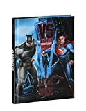 Batman Vs Superman 54420 Diario, 12 Mesi, Blu/Battle for Gotham City