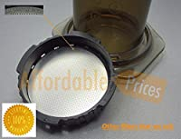 Aeropress Reusable Filter Solid Stainless - Fine Stainless Steel Coffee Filter - Many Copies but the Best From Perky Brew