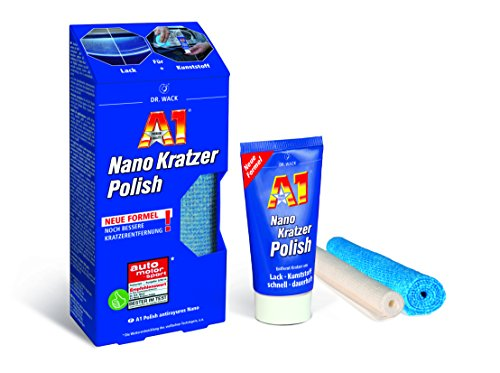 A1 Nano Kratzer Polish, 50 ml (#2714)