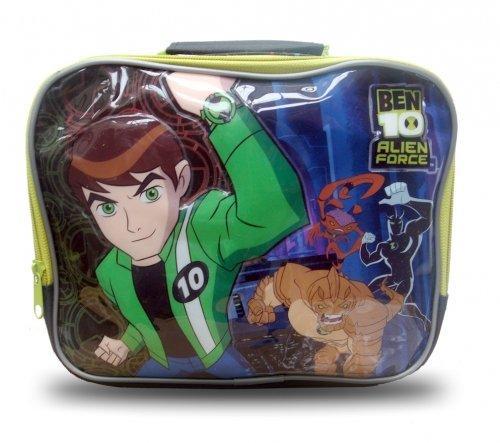 Image of Disney Ben 10 Alien Force Lunch Bag