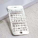 amupper IOS UI UX plantillas tamaño para iPhone 66S Plus para diseño interactivo Size6/6S-Plus