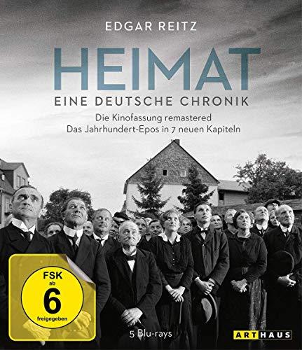Heimat 1 - Eine deutsche Chronik (Director's Cut, Kinofassung, 5 Discs) [Blu-ray]