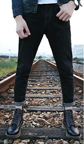 Stivali da donna Martin in pelle di moda donna e mens stivaletti resistenti e antiscivolo 1