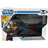 Rubies 3 41083 Clone Wars Anakin Skywalker - Disfraz para niño (talla: 140 cm)