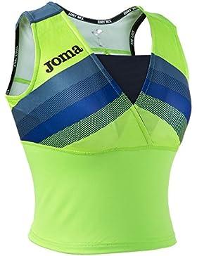 Joma - Top elite v verde fluor  para mujer
