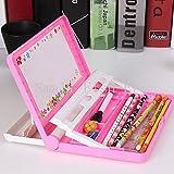 #8: Jas Renoir Utility Book Shelf Pencil Box + Drawing Board
