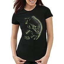 style3 Alien Nightmare Camiseta para mujer T-Shirt ripley cine xenomorfo